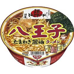日清 麺NIPPON 八王子 たまねぎ醤油ラーメン