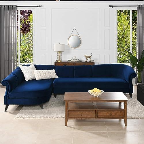 Jennifer Taylor Victoria Left sectional Sofa