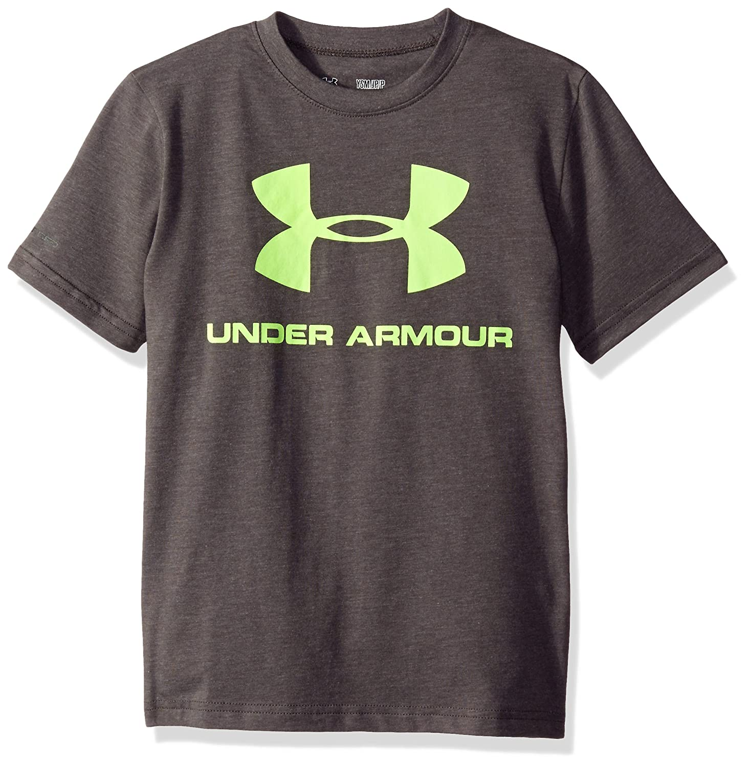 Under Armour Boys' Sportstyle Logo T-Shirt Under Armour Apparel 1286031