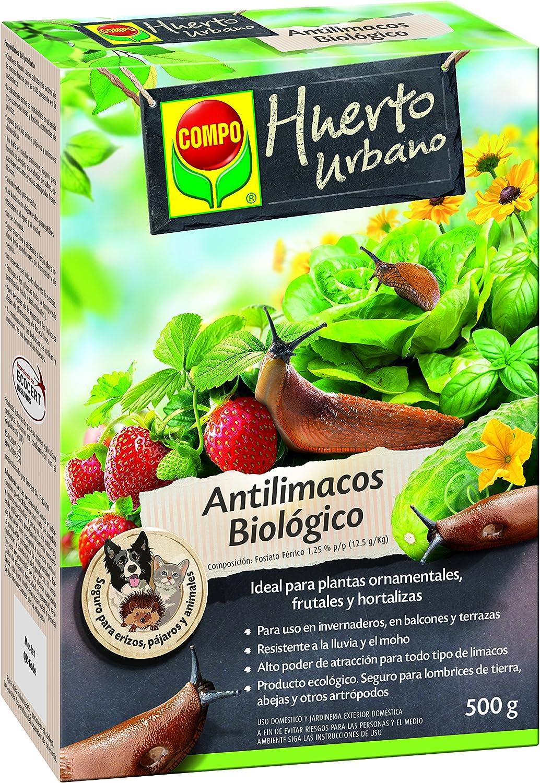 Compo 2652402011 Antilimacos Biológico 500 G, 20x14.2x4.7 cm