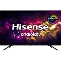 Hisense 50Q8G- 50' Smart 4K ULED™ Android TV with Quantum Dot Technology (Canada Model)…