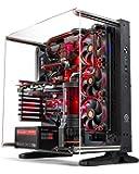 SkyTech Supremacy X Gaming Computer PC Desktop - i7-7700K, 500GB Samsung 960 Evo SSD, GTX 1080 Ti 11GB, 360mm Water Cool, 2TB, 32GB DDR4 (GTX 1080 Ti   Samsung 960 EVO 500GB SSD)