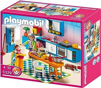 Playmobil 5329 Einbaukuche Amazon De Spielzeug