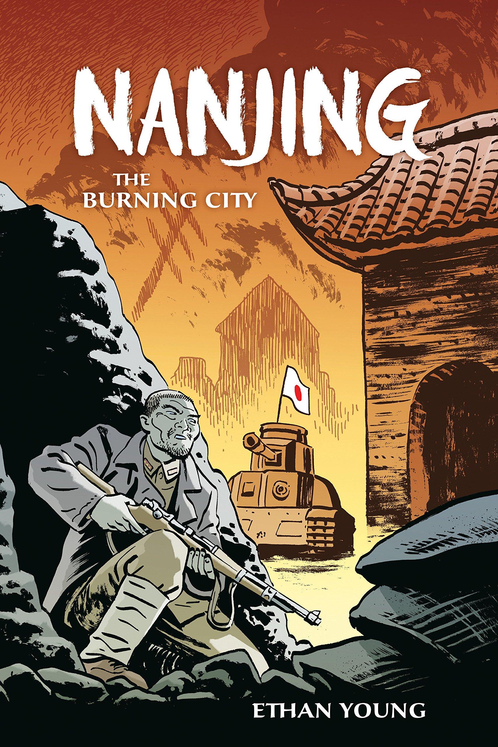 Nanjing: The Burning City