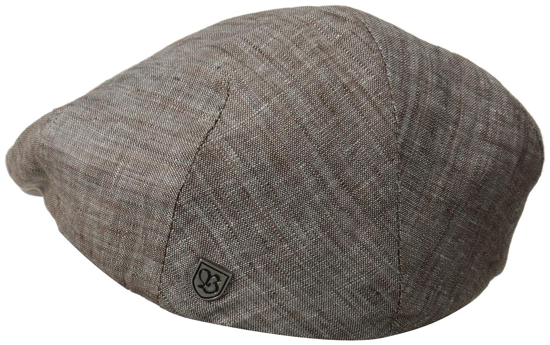 6778e55ca0caa Amazon.com  Brixton Men s Hooligan Driver Snap Hat  Clothing