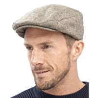 Tom Franks Mens Traditional Flat Cap