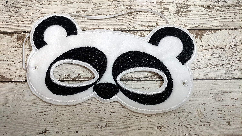 Felt Panda Mask