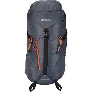 f9d25a447c Mountain Warehouse Phoenix Extreme 35L Backpack - Chest Sternum Strap  Rucksack