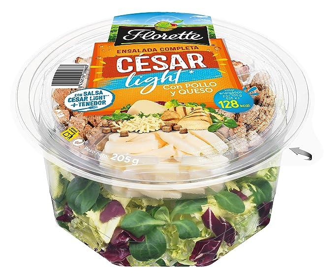Florette Ensalada Completa César Light - 205 gr: Amazon.es: Alimentación y bebidas