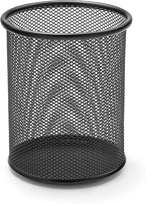 Osco PP3-BLK - Portalápices gigante de malla metálica: Amazon.es ...