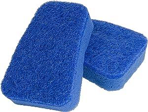 Quickie Reach N Scrub Dish Wand Refills, 2-Pack