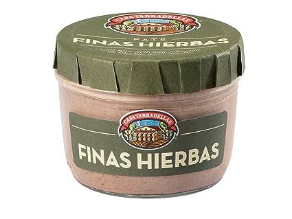 Casa Tarradellas Paté Finas Hierbas - 125 g: Amazon.es: Amazon Pantry