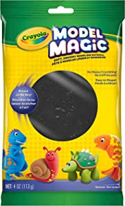 Crayola Model Magic, Modeling Clay Alternative, Craft, 4 Ounce