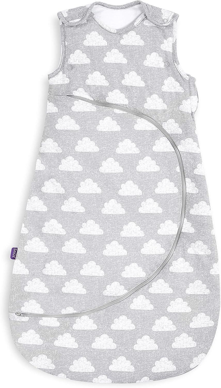 Multi-Colour Snuz Pouch 0-6 m Sleeping Bag 1.0 Tog 350 g,Multi-Colour,SW007AF Multi Spot