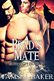 Brad's Mate: M/M werewolf erotic romance (The Borough Boys Book 3)