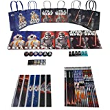 Disney's Star Wars Stationery Party Favor Set (54 Pcs)
