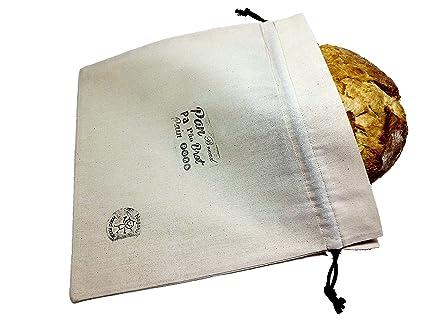 Bolsa de pan Naganu hogaza payés lino