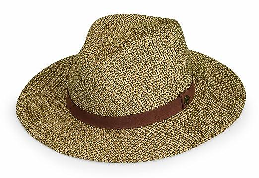 Wallaroo Hat Company Men's Outback Fedora – UPF 50+, Adjustable, Designed  in Australia
