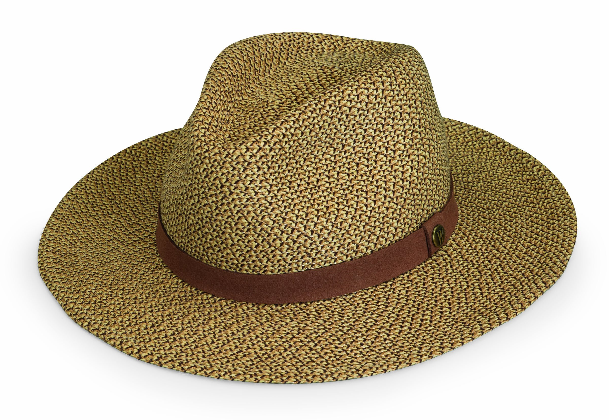 08d092f34a7 Wallaroo Men s Outback Sun Hat - 100% Paper Braid - Classy Style ...