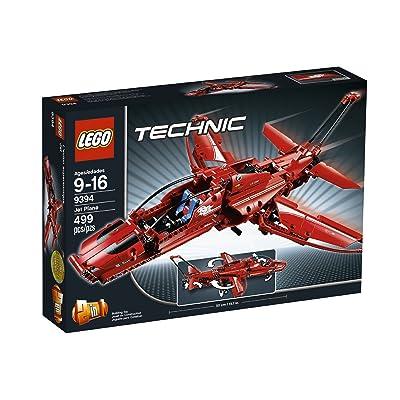 LEGO Technic Jet Plane 9394: Toys & Games