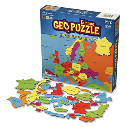 Amazon cambodia shopping on amazon ship to cambodia ship overseas geotoys set of 6 geopuzzles world map puzzle jigsaw puzzle to learn countries gumiabroncs Choice Image