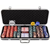 Classic Folding Poker Table Top in Blue Speed Cloth and Case – 200cm