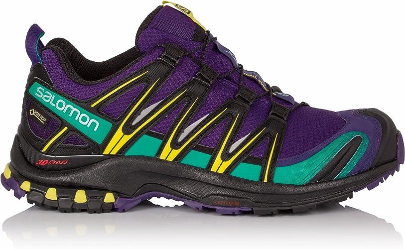 Salomon XA Pro 3D GTX W, Zapatillas de Trail Running para Mujer: Amazon.es: Zapatos y complementos