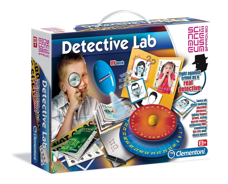 Museo de la Ciencia Clementoni Detective Lab 61248