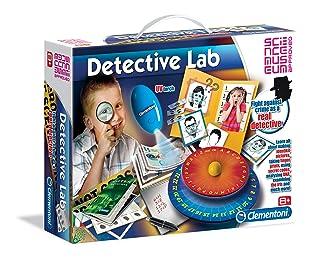 Science Museum Clementoni Detective Laboratorio