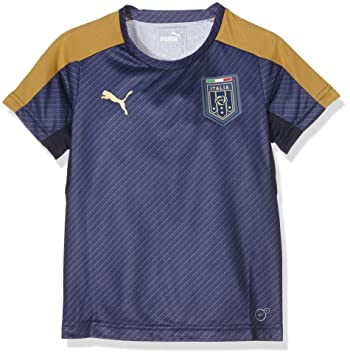 Puma Camiseta de FIGC Italia Stadium Tribute 2006 para ni ntilde ... a054743e7a238