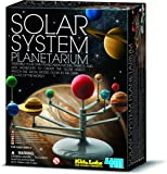Dam - 4M - 5603257 - Jeu de construction - Kidzlabs - Kit Modele Du Systeme Planetaire