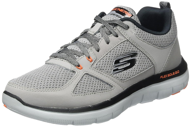 TALLA 40 EU. Skechers Flex Advantage 2.0 - Zapatillas Hombre