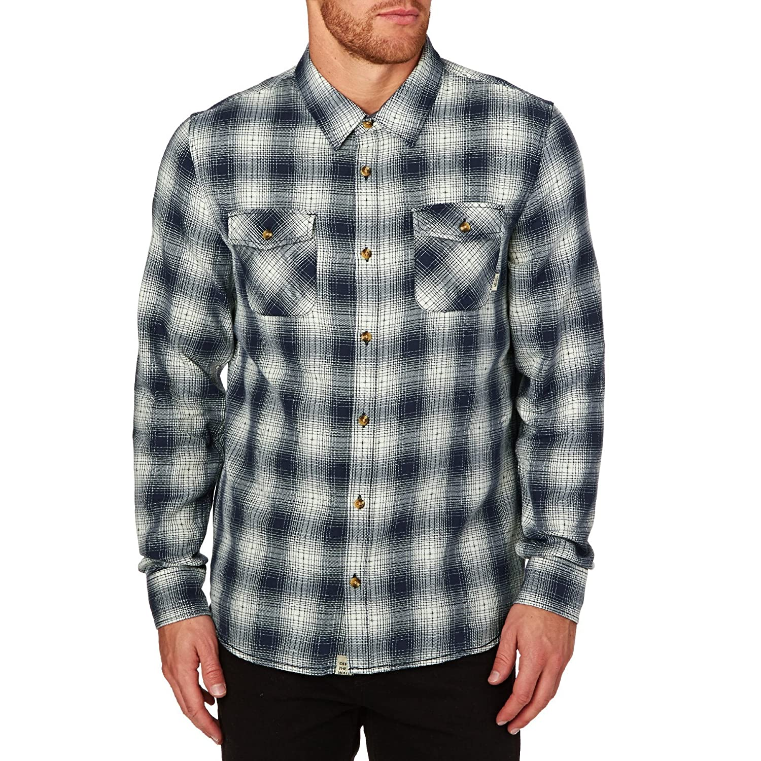 Shirt long Men Vans Monterey Shirt LS