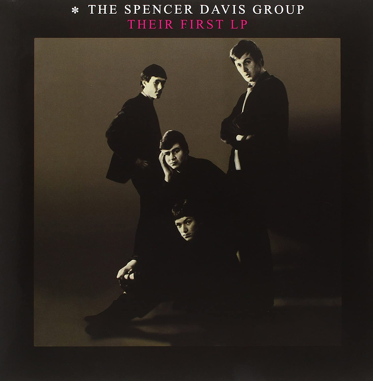 Their First LP-Ltd- Import Anglais