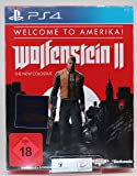Wolfenstein II 2 : Welcome to Amerika - PlayStation 4 SPECIAL EDITION