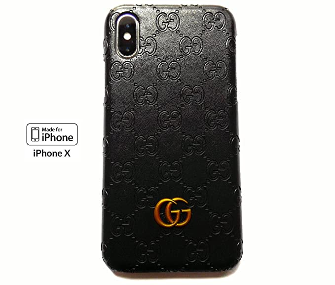 1076bea772998 High Fashion Monogram - iphone X case Leather texture&scent handcrafted art  stylish organic genderless. Protective case Anti scratch Drop protection ...