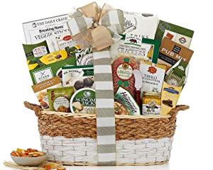 Gift Basket- The Gourmet Assortment by Wine Country Gift Baskets
