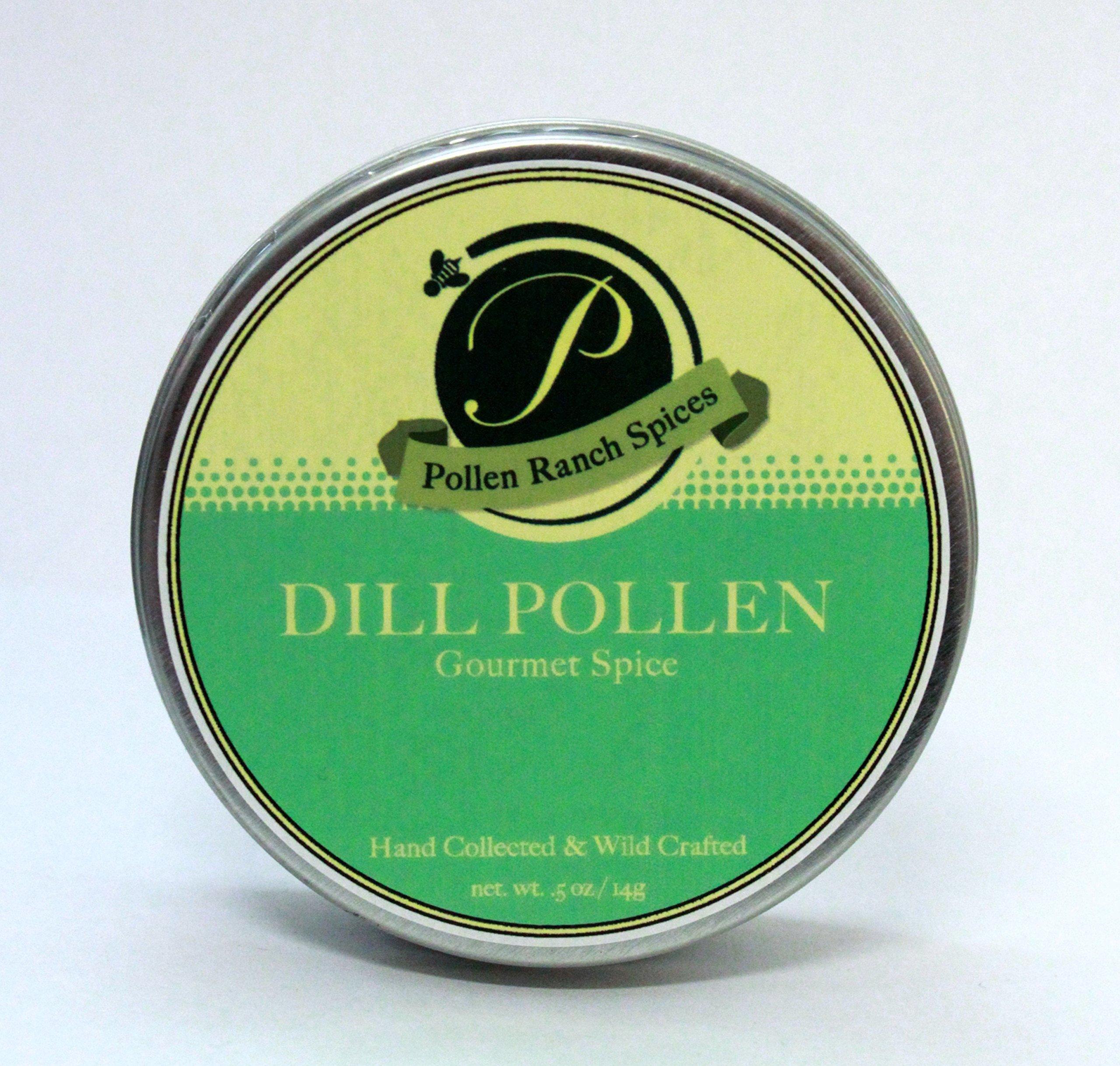 Dill Pollen (0.5 oz.)