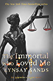 The Immortal Who Loved Me: Book Twenty-One (Argeneau Vampires 21)