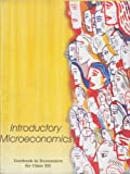 Introductory Microeconomics - Textbook in Economics for Class - 12  - 12103