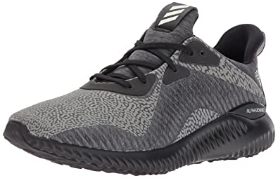 detailed look f10ae e8474 adidas Mens Alphabounce HPC AMS M Running Shoe Black, 5 M US