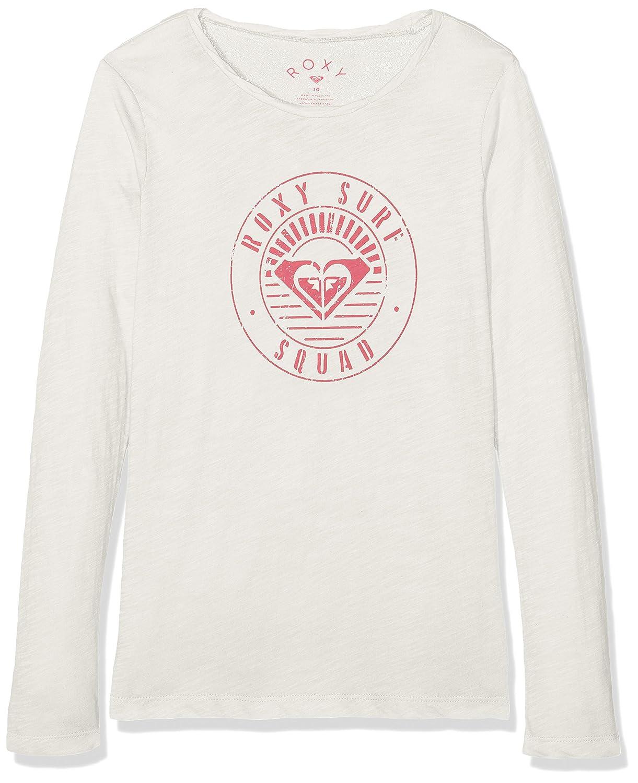 Quiksilver Girls' Gradual Awakening a Long Sleeve T-Shirt Lanai Ltd ERGZT03215