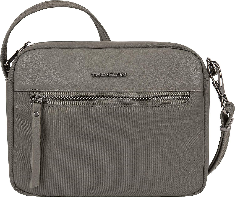 Travelon: Addison Anti-Theft Small Crossbody Bag