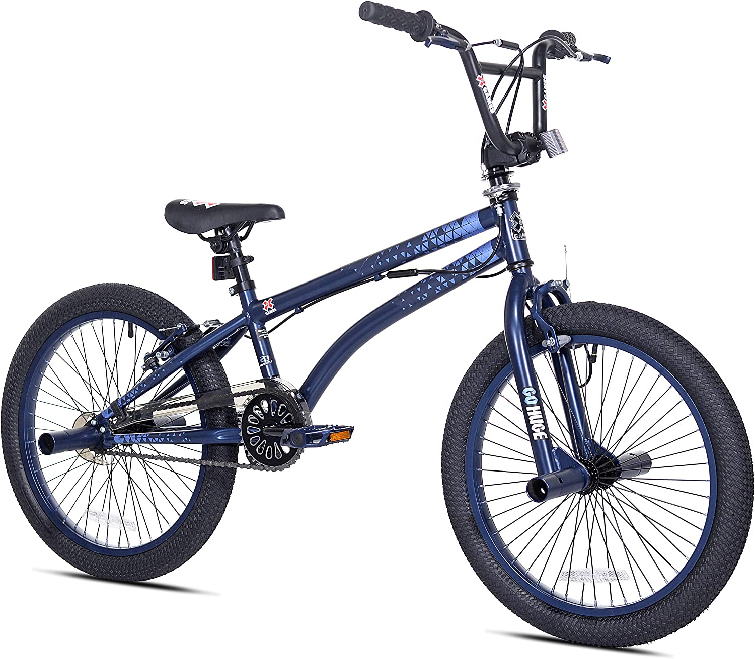 X-Games Go Huge Freestyle Competition Bicycle