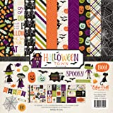 Echo Park Paper Company Halloween Town Collection Kit