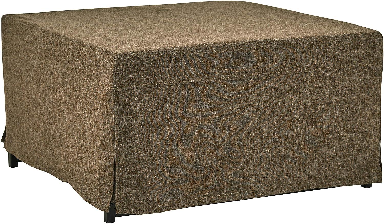 - Amazon.com: Handy Living Space Saving Folding Ottoman Sleeper