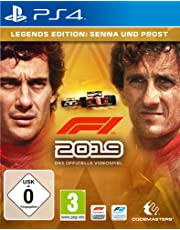 F1 2019 Legends Edition (PS4)