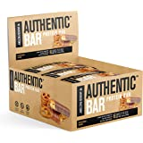 Authentic Bar Kitchen Sink Protein Bars - Tasty Meal Replacement Energy Bars w/ 16g Whey Protein Isolate, Natural Sugars from