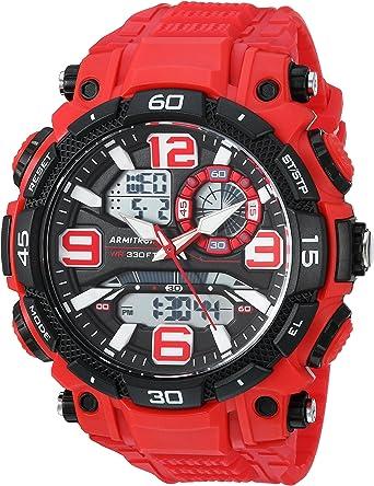 Amazon.com: Armitron Sport - Reloj analógico digital para ...
