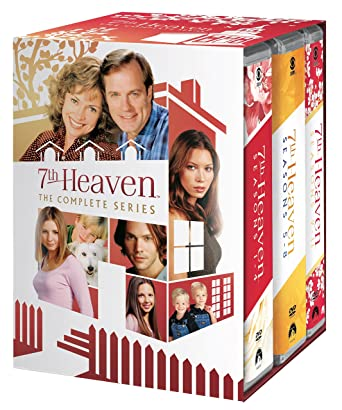 7th heaven on dvd